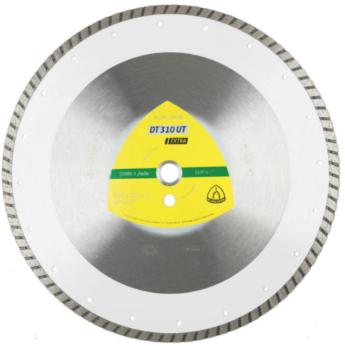 Klingspor Diamond blade DT 310 UT Diamond 350X3X20