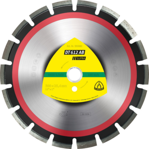 Klingspor Diamond blade DT 612 AB Diamond 350X3,2X20