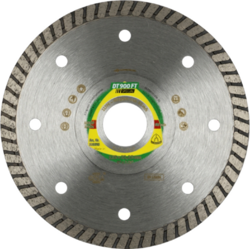 Klingspor Diamond blade DT 900 FT Diamond 100X1,4X22,23