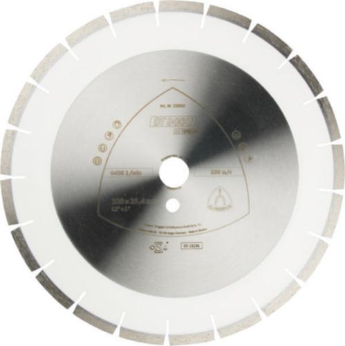 Klingspor Diamant zaag DT 900 U Diamant 450X3,6X25,4