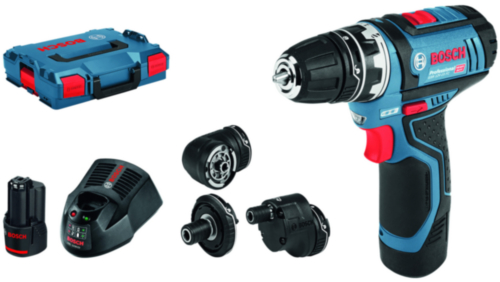 Bosch Screwdriving machine GSR 12V-15 FC