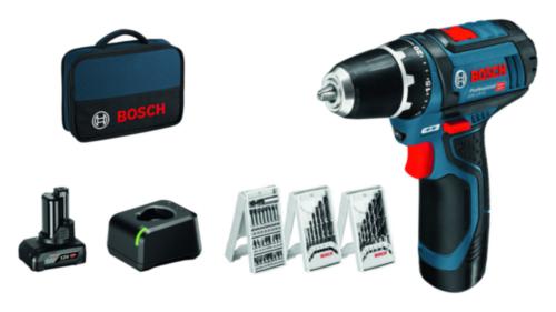 Bosch Perceuse-visseuse GSR 12V-15 PROF
