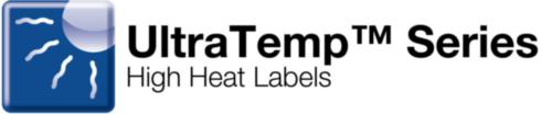 UltraTemp labels