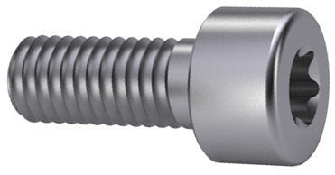 Hexalobular socket head cap screw ISO 14579 Stainless steel A2 70