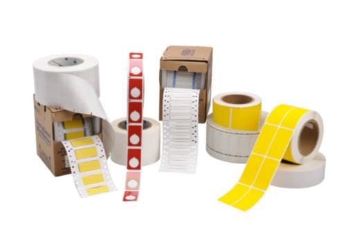 Etiquetas de impresora y cintas