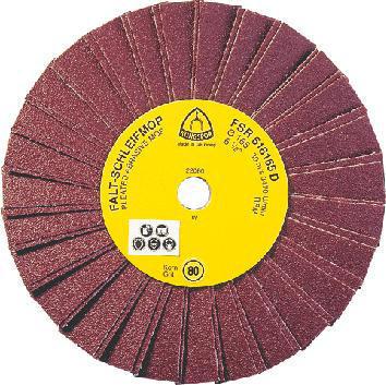 Klingspor Flap wheel 165X14 0