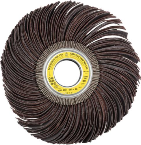 Klingspor Abrasive mop 250X50X43,1 G120 0