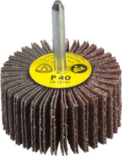 Klingspor Abrasive mop 10X10X3 GFIXED