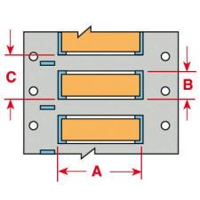 Brady Wire Marking Sleeve PSPT-1000-175-OR 50PC