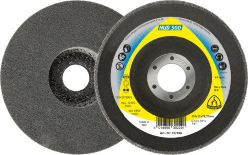Klingspor Non-woven web wheel 115X13X22,23 0