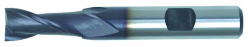 Swiss Tech Fréza pro drážky 2 drážky DIN 844 Regular Cobalt HSS TiALN 25,0MM