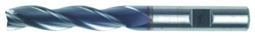 Swiss Tech Fresa de ranurar 3 cuchillas DIN 844 Long Cobalt HSS TiCN 5,0MM
