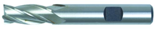 Swiss Tech Fraises de finition 3 dentes DIN 844 Regular Cobalt HSS Non couché 10,0MM