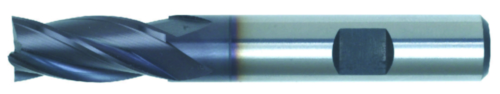 Swiss Tech Stopkové frézy 4/6  DIN 844 Regular Cobalt HSS TiALN 20,0MM