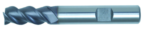Swiss Tech Stopkové frézy 3 DIN 844 Regular Cobalt HSS TiCN 6,0MM