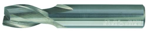 Swiss Tech Fréza pro drážky 2 drážky DIN 6535 HA Short Carbide Uncoated 16,0MM