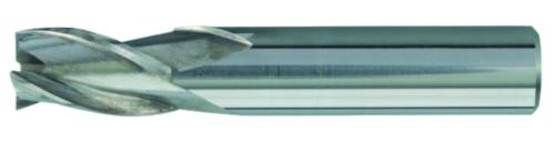 Swiss Tech Fresa de ranurar 3 cuchillas DIN 6535 HA Short Carbide TiALN 6,0MM