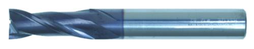 Swiss Tech Slot drill 2 flute DIN 844 Long Carbide AlTiN 6,0MM