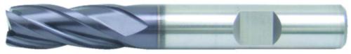 Swiss Tech Vingerfrees 4/6 snijder DIN 844 Regular Cobalt HSS TiALN 12MM