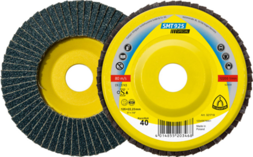 Klingspor Flap disc 115X22,23MM