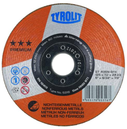 Tyrolit Grinding disc 230