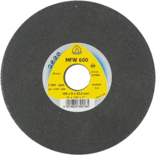 Klingspor Non-woven web wheel 125X6X22